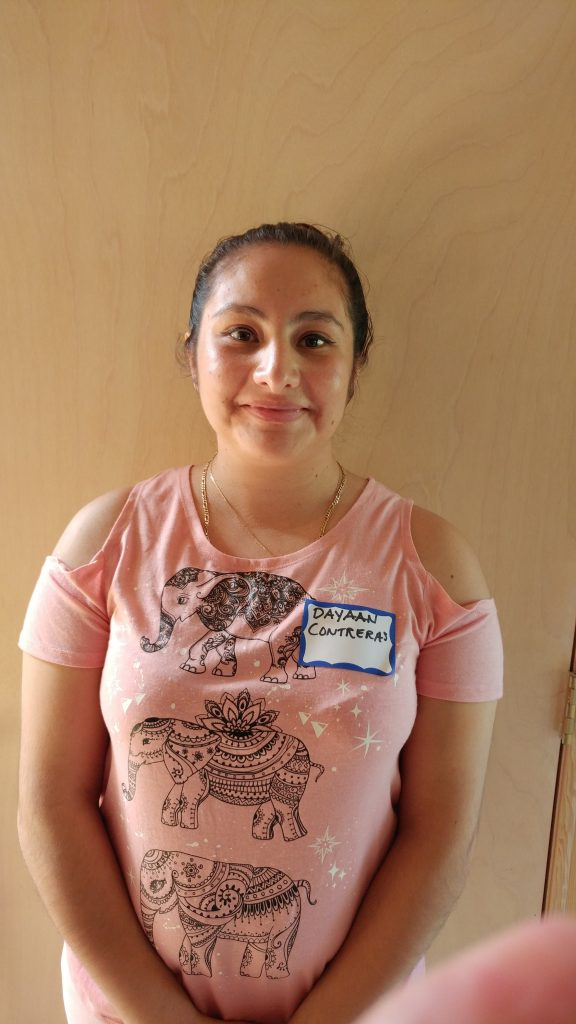 Dayaan Contreras